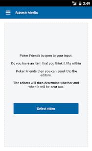 Poker Friends - náhled