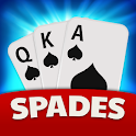 Spades Free: Online and Offline Card Game icon
