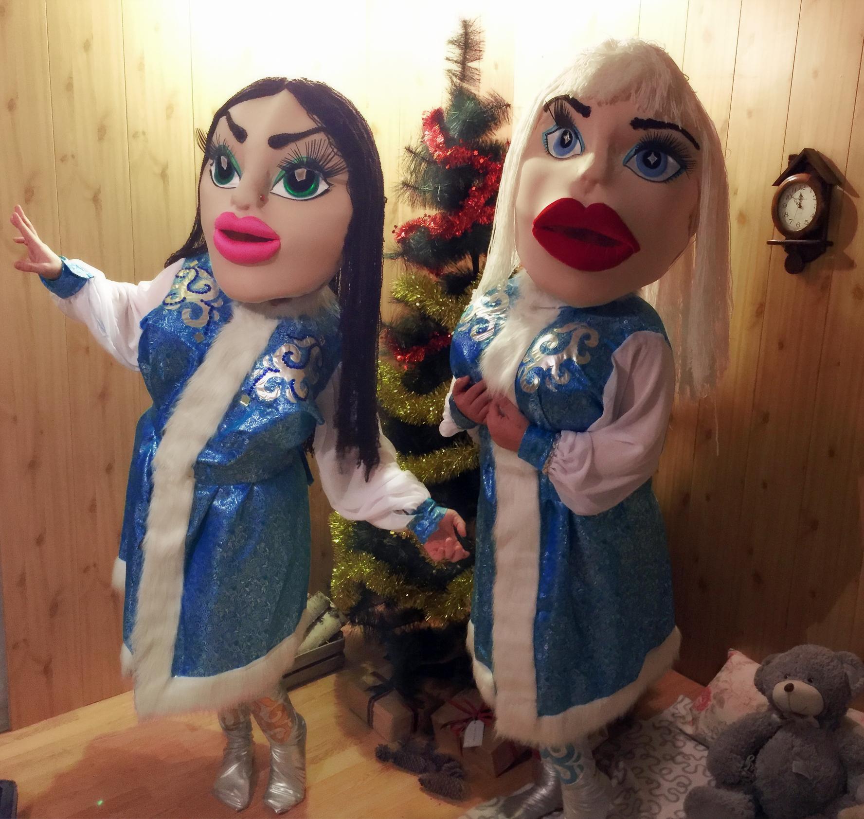 Лейла и Маша в Челябинске
