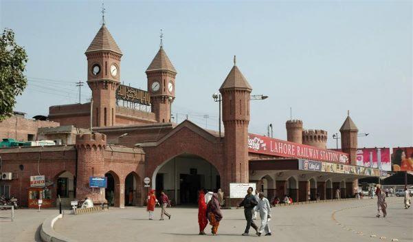 Estação de Lahore