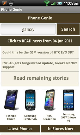 Phone Genie screenshot 7
