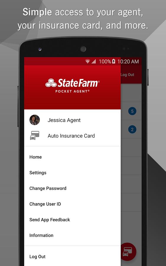 Pocket Agent®- screenshot