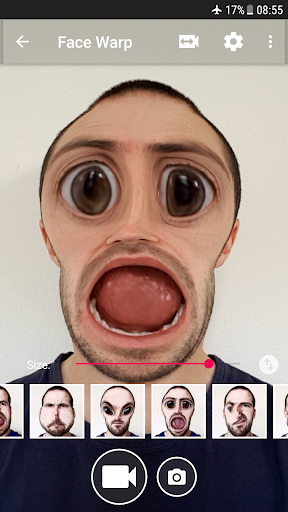 Face Changer Video screenshot 2