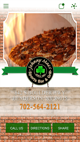 android Johnny Mac's Restaurant & Bar Screenshot 3