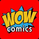 와우코믹스 - 무료 웹툰 만화 포토툰 icon