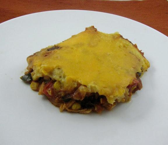 Tamale Pie Recipe. Tamale Pie:
