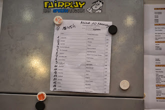 Photo: Fairplay s hodnocením her - pátek