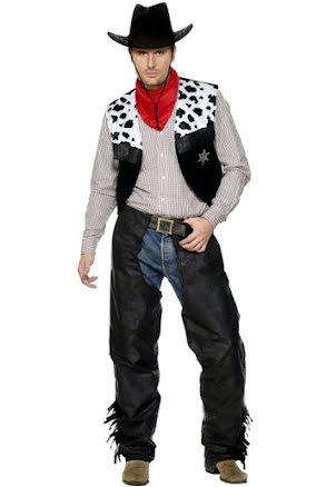 Cowboydräkt