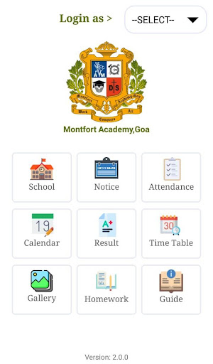 Montfort Academy,Goa screenshot 2