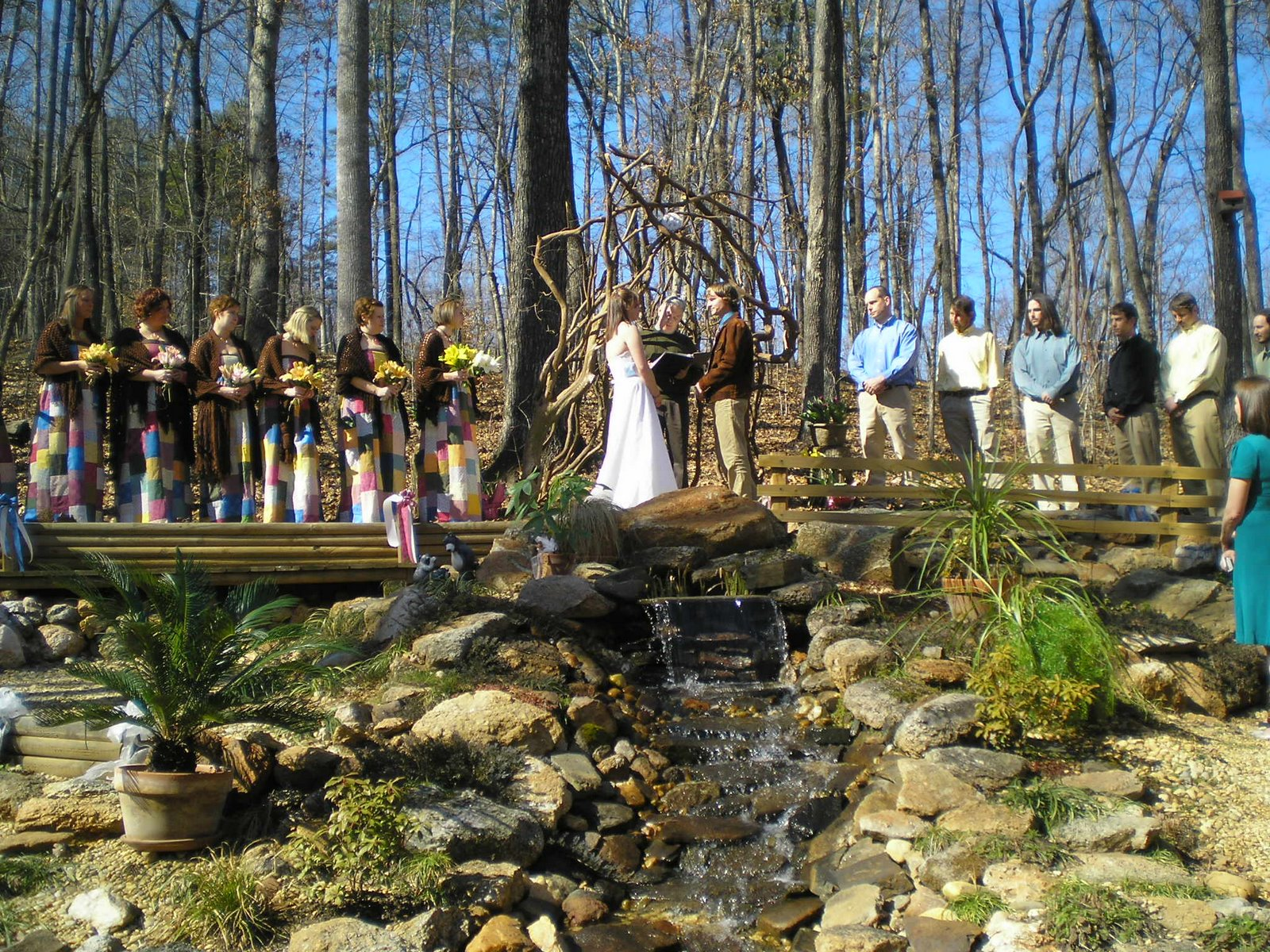 Dalia's blog: hippie wedding ideas