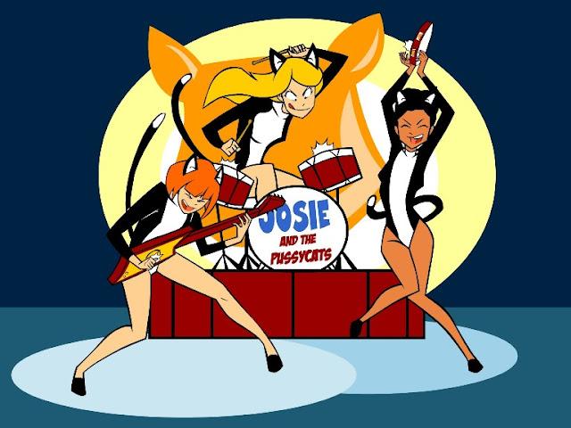 Josie dan Pussycats (Josie and the Pussycats) 3