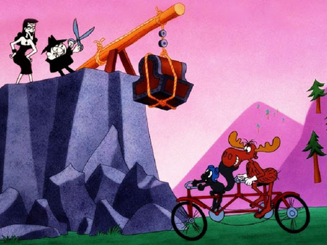 Rocky And Bullwinkle 3