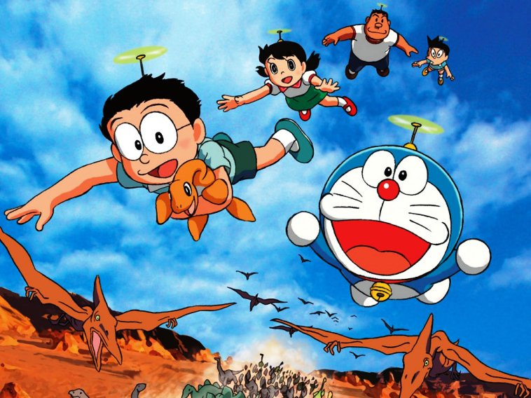 Doraemon Cartoon Picture 4