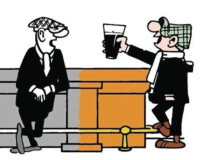 Andy Capp cartoon picture 2