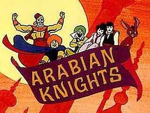 The Arabian Knights 1