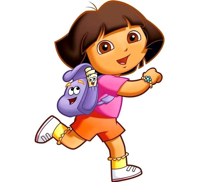 Cartoon Vaganza Dora The Explorer Picture 1