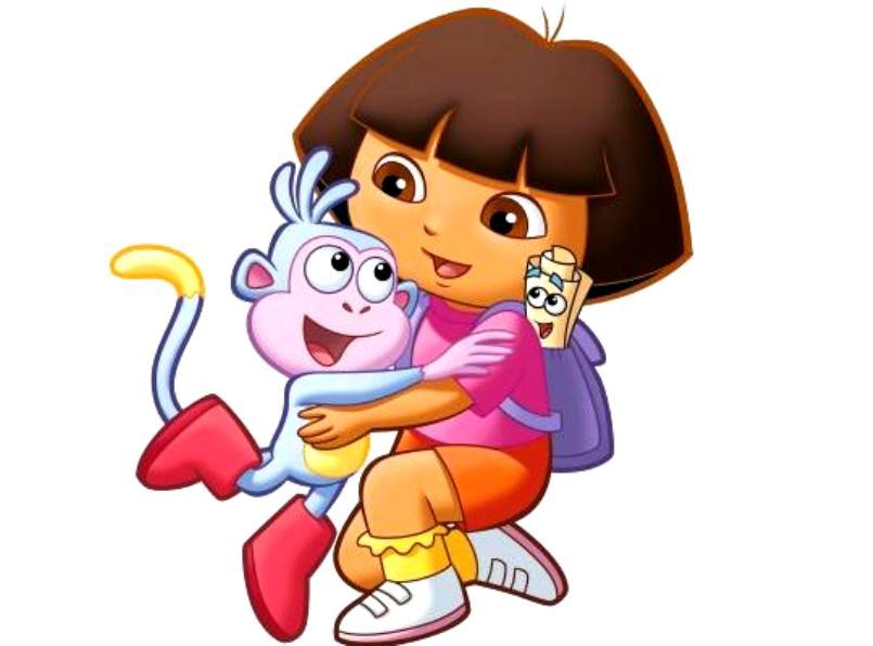 Dora the Explorer Cartoon Picture 3