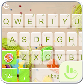 Spring Easter Day Keyboard