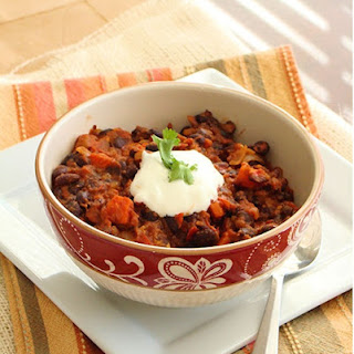 Mexican Chili Beans Vegetarian Recipes