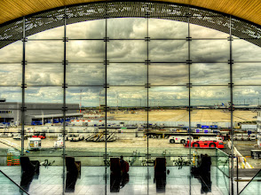 Photo: Waiting - Charles De Gaulle Airport  #travelthursday curator: +Laura Mitchum