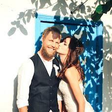 Wedding photographer Olga Smaglyuk (brusnichka). Photo of 26.08.2017