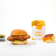 Spicy Fried Chicken Sandwich Meal