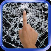Broken Glass live wallpaper & prank app