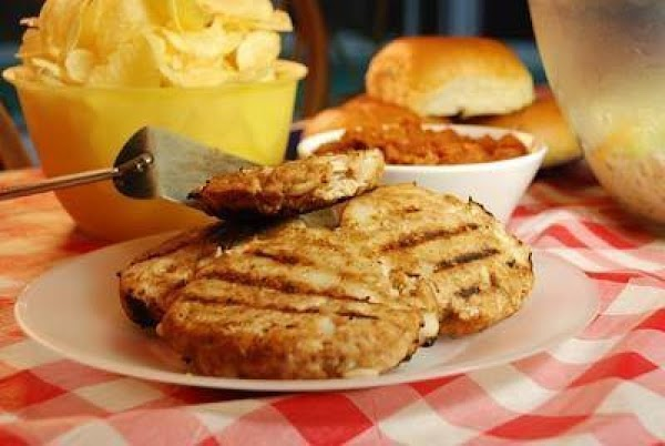 Barbecue Turkey Burgers Recipe