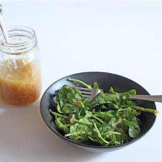 Apple and Sweet-Onion Vinaigrette