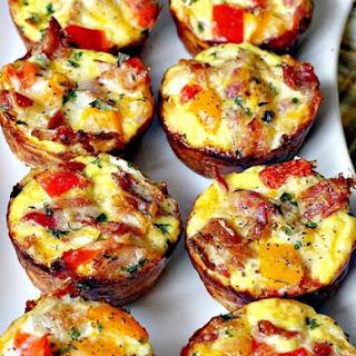 Breakfast Muffins.