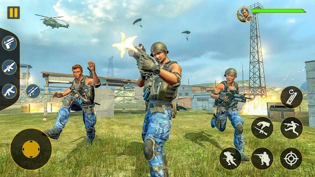 US Army Fort Craft Survival Battleground Arena