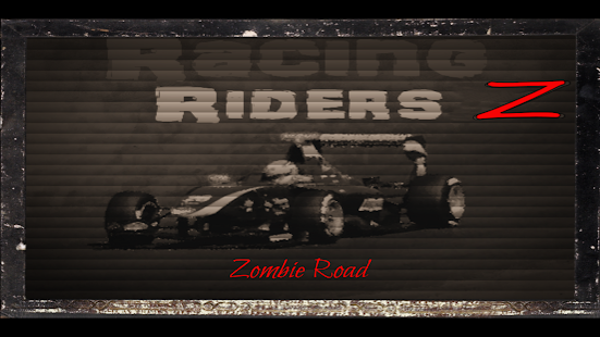 Racing Riders Z: Zombie Road - náhled