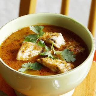 Spicy Fish Soup.