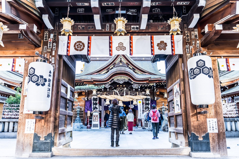 福岡 櫛田神社4