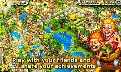 Prehistoric Park Builder screenshot 2