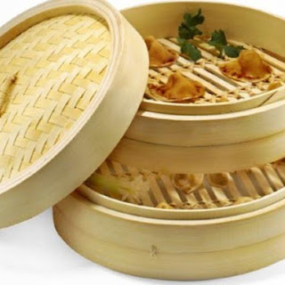 Bamboo Steamed Chicken