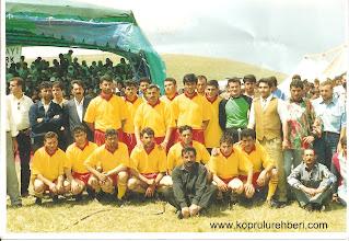 Photo: 2001 Köprülüspor