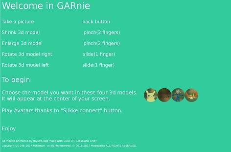 GARnie - náhled