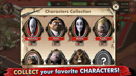 Addams Family: Mystery Mansion – The Horror House! Apk Download For Android and Iphone 2