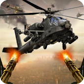 Gunship Helicopter Strike War