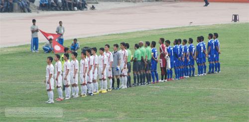AFC Challenge Cup 2011 - Teams