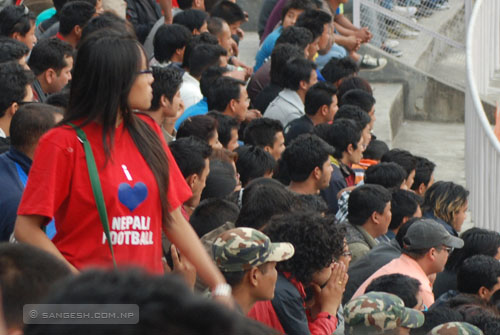 Love to Nepali Football