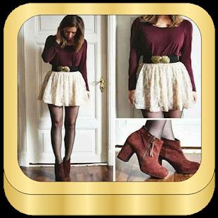 Inspirace oblečení - náhled