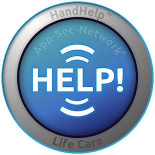 Worldwide emergency rescue app HandHelp™ Life Care- screenshot thumbnail