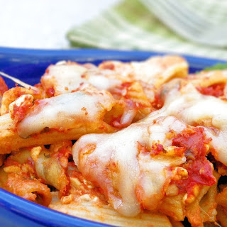 The Best Baked Ziti.