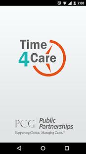 Time4Care screenshot