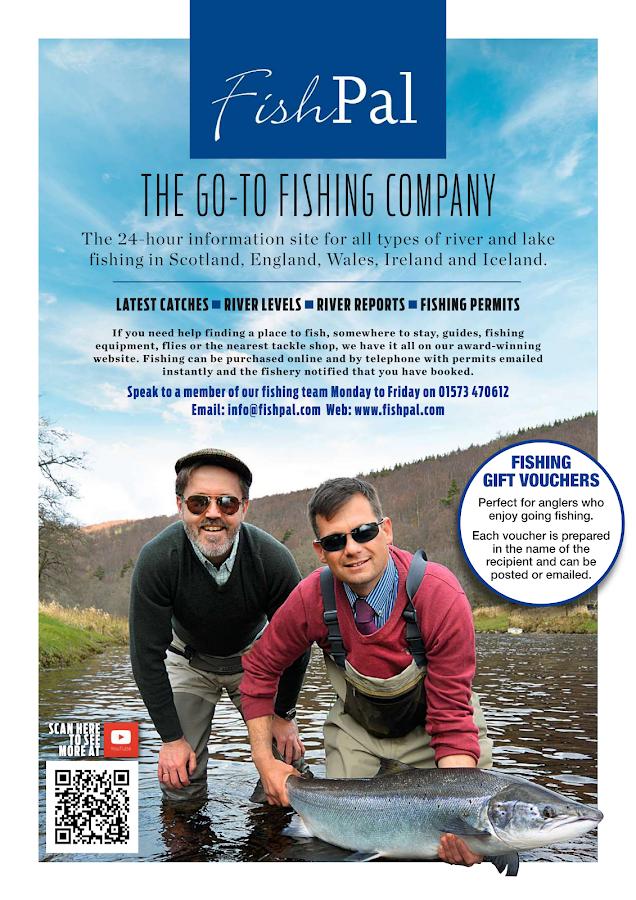 Trout & Salmon Magazine- screenshot