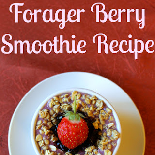 Forager Berry Smoothie