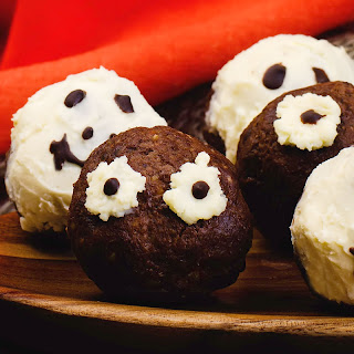 Whole-Oween Mummy Truffles Recipe