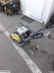 Picture of a ATLAS COPCO LF75 FORWARD PLATE COMPATOR